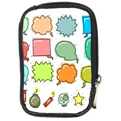 Set Collection Balloon Image Compact Camera Cases