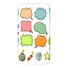 Set Collection Balloon Image Samsung Galaxy Mega I9200 Hardshell Back Case