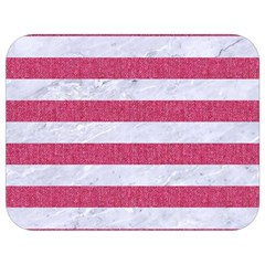 Stripes2white Marble & Pink Denim Full Print Lunch Bag by trendistuff