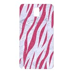 SKIN3 WHITE MARBLE & PINK DENIM (R) Samsung Galaxy Note 3 N9005 Hardshell Back Case Front