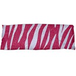 SKIN3 WHITE MARBLE & PINK DENIM Body Pillow Case (Dakimakura) Body Pillow Case