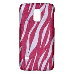 SKIN3 WHITE MARBLE & PINK DENIM Galaxy S5 Mini