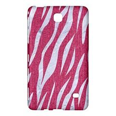 SKIN3 WHITE MARBLE & PINK DENIM Samsung Galaxy Tab 4 (7 ) Hardshell Case