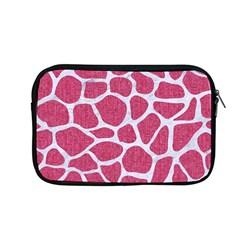 Skin1 White Marble & Pink Denim (r) Apple Macbook Pro 13  Zipper Case by trendistuff