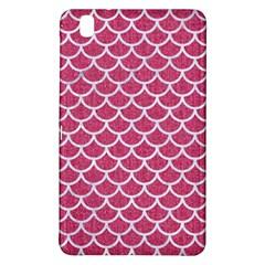 Scales1 White Marble & Pink Denim Samsung Galaxy Tab Pro 8 4 Hardshell Case