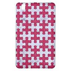 Puzzle1 White Marble & Pink Denim Samsung Galaxy Tab Pro 8 4 Hardshell Case