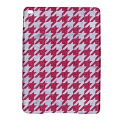Houndstooth1 White Marble & Pink Denim Ipad Air 2 Hardshell Cases by trendistuff