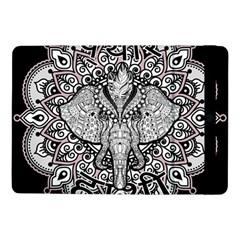 Ornate Hindu Elephant  Samsung Galaxy Tab Pro 10 1  Flip Case by Valentinaart