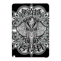Ornate Hindu Elephant  Samsung Galaxy Tab Pro 12 2 Hardshell Case by Valentinaart