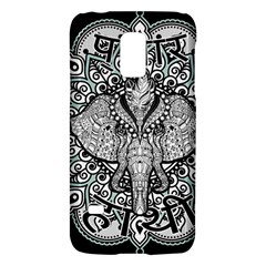 Ornate Hindu Elephant  Galaxy S5 Mini by Valentinaart
