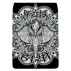 Ornate Hindu Elephant  Flap Covers (l)  by Valentinaart