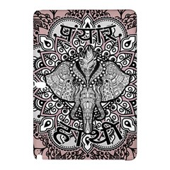 Ornate Hindu Elephant  Samsung Galaxy Tab Pro 10 1 Hardshell Case by Valentinaart