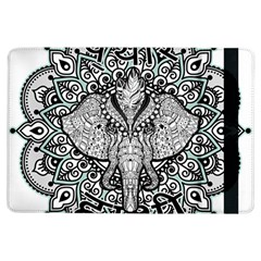 Ornate Hindu Elephant  Ipad Air Flip by Valentinaart