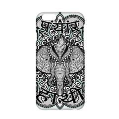 Ornate Hindu Elephant  Apple Iphone 6/6s Hardshell Case by Valentinaart