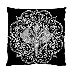 Ornate Hindu Elephant  Standard Cushion Case (one Side) by Valentinaart