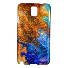 Blue Brown  Texture                                 Nokia Lumia 928 Hardshell Case by LalyLauraFLM