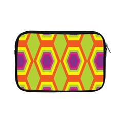 Geometric Retro Pattern Apple Ipad Mini Zipper Cases by goodart