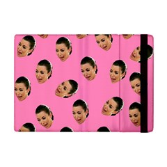 Crying Kim Kardashian Ipad Mini 2 Flip Cases by Valentinaart