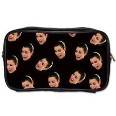 Crying Kim Kardashian Toiletries Bags