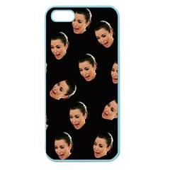 Crying Kim Kardashian Apple Seamless Iphone 5 Case (color)