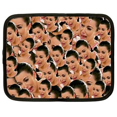 Crying Kim Kardashian Netbook Case (xxl)