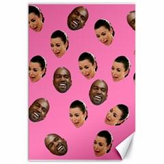 Crying Kim Kardashian Canvas 20  X 30