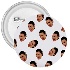 Crying Kim Kardashian 3  Buttons