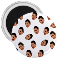 Crying Kim Kardashian 3  Magnets