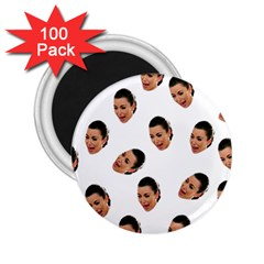 Crying Kim Kardashian 2 25  Magnets (100 Pack)