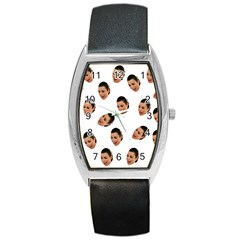 Crying Kim Kardashian Barrel Style Metal Watch