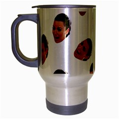 Crying Kim Kardashian Travel Mug (silver Gray)