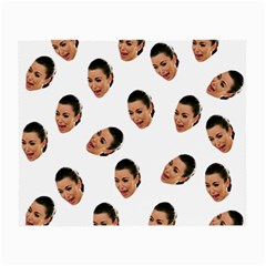 Crying Kim Kardashian Small Glasses Cloth