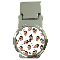 Crying Kim Kardashian Money Clip Watches