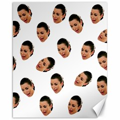Crying Kim Kardashian Canvas 16  X 20