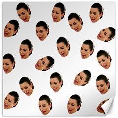 Crying Kim Kardashian Canvas 20  X 20