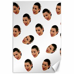 Crying Kim Kardashian Canvas 24  X 36