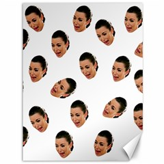 Crying Kim Kardashian Canvas 36  X 48