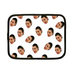 Crying Kim Kardashian Netbook Case (small)