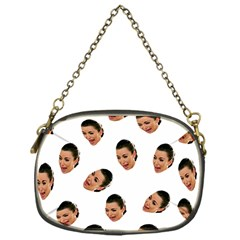 Crying Kim Kardashian Chain Purses (one Side)