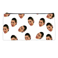 Crying Kim Kardashian Pencil Cases