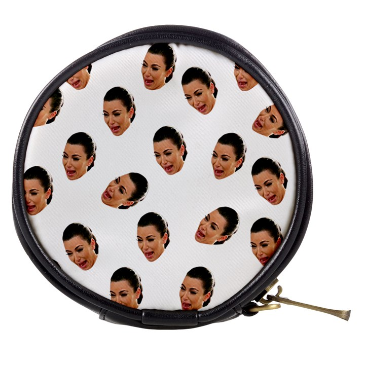 Crying Kim Kardashian Mini Makeup Bags