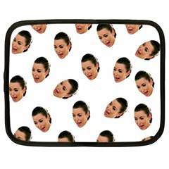 Crying Kim Kardashian Netbook Case (xl)