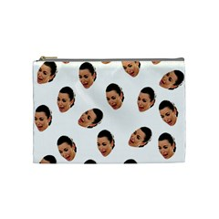 Crying Kim Kardashian Cosmetic Bag (medium)