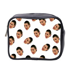 Crying Kim Kardashian Mini Toiletries Bag 2 Side