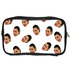 Crying Kim Kardashian Toiletries Bags 2 Side