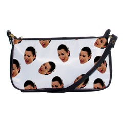 Crying Kim Kardashian Shoulder Clutch Bags