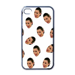 Crying Kim Kardashian Apple Iphone 4 Case (black)