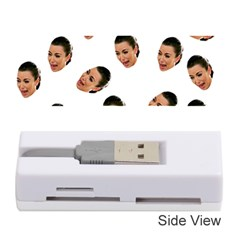 Crying Kim Kardashian Memory Card Reader (stick)