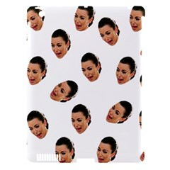 Crying Kim Kardashian Apple Ipad 3/4 Hardshell Case (compatible With Smart Cover)