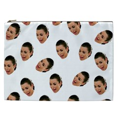 Crying Kim Kardashian Cosmetic Bag (xxl)